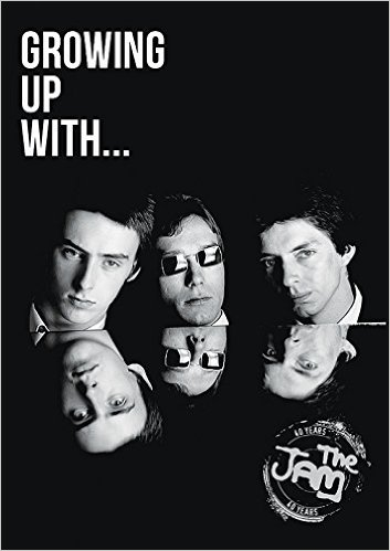 The Jam Book - Growing Up With The Jam by Nicky Weller and Gary Crowley