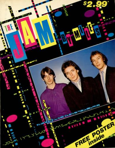 The Jam Book - The Jam by Miles