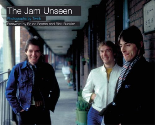 The Jam Book - The Jam Unseen by Twink