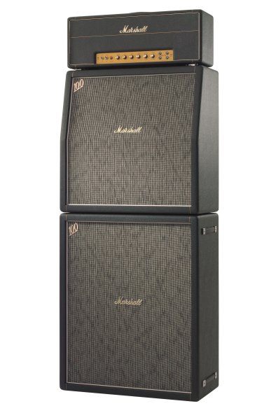 Marshall 100w Bass Stack