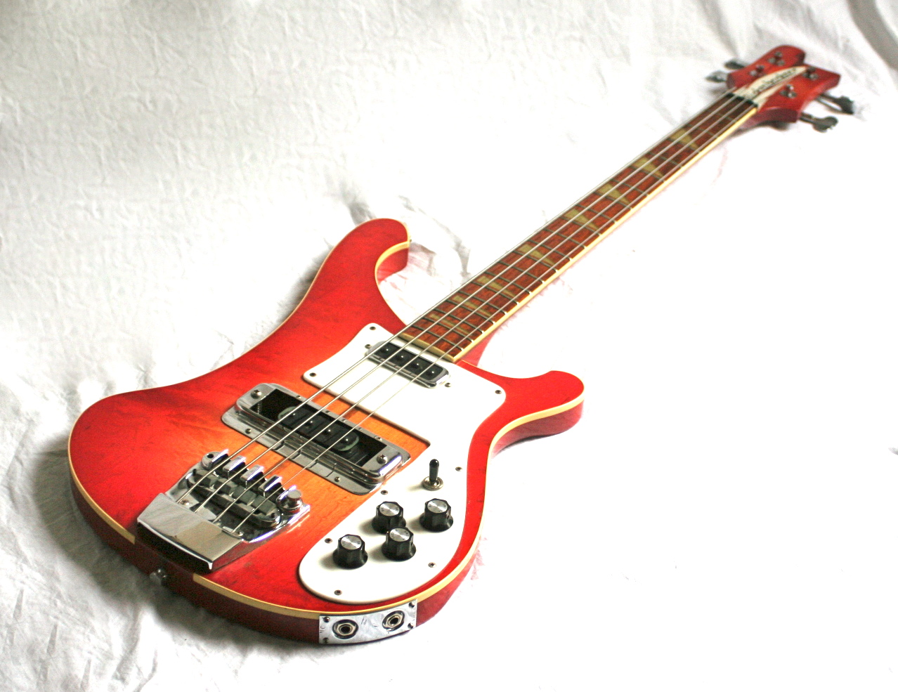 Rickenbacker 4001 Bass Guitar