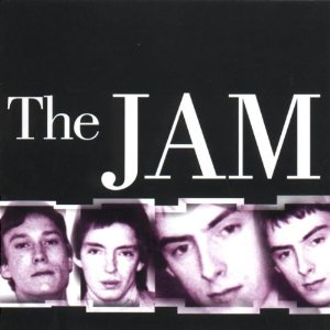 The Jam compilation album, Master Series, front cover