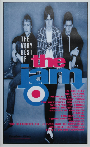 The Jam - 1997 - Video - Very Best Of The Jam